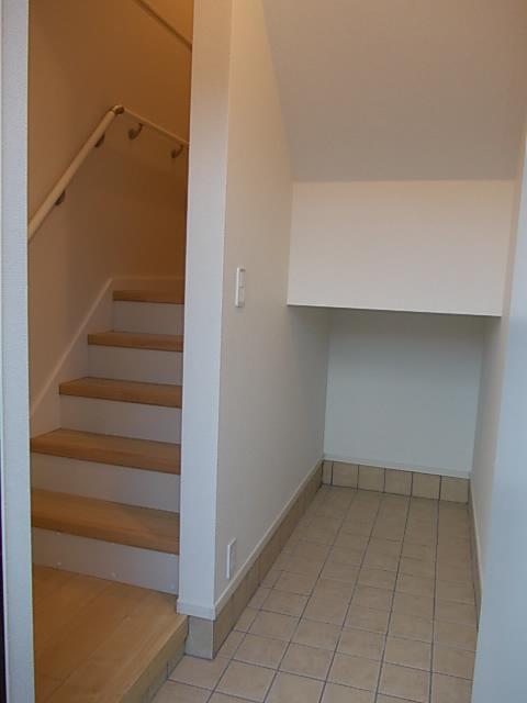 フランボワーズ 03020号室の玄関