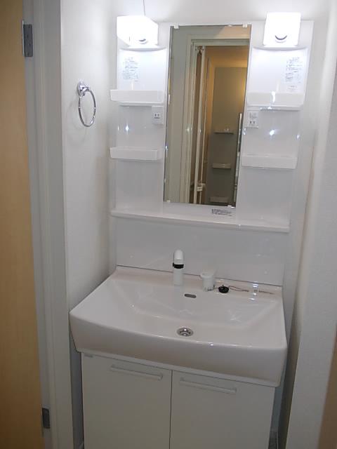 フランボワーズ 03020号室の洗面所