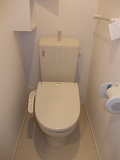 フランボワーズ 03020号室のトイレ