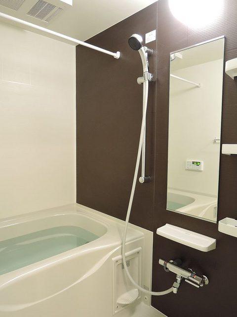 セレノ・コリーナ・ダイマチ 02020号室の風呂