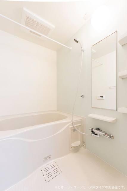 グランデ リーリオ 02010号室の風呂