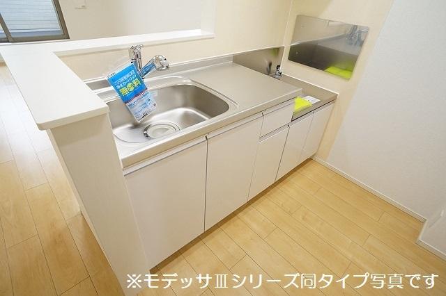 リベルテ ビラージュ 02020号室のキッチン