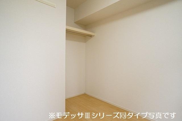 リベルテ ビラージュ 02020号室の収納