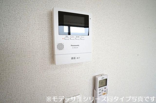 リベルテ ビラージュ 03020号室のセキュリティ