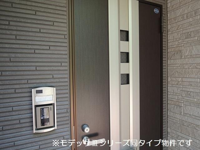 リベルテ ビラージュ 03020号室のエントランス