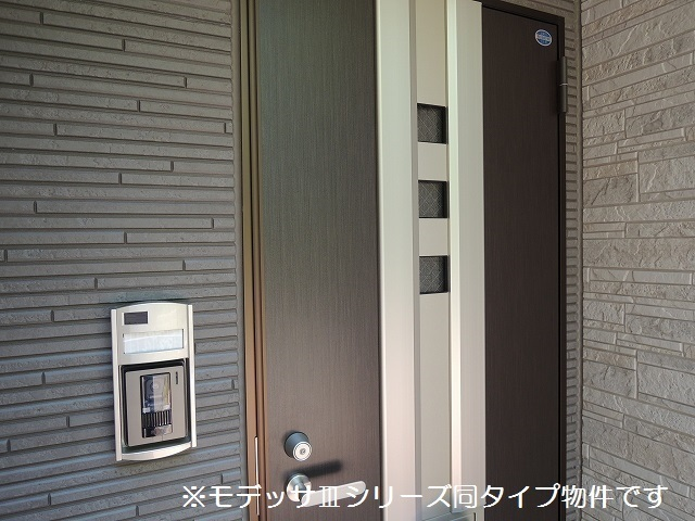 リベルテ ビラージュ 03040号室のエントランス
