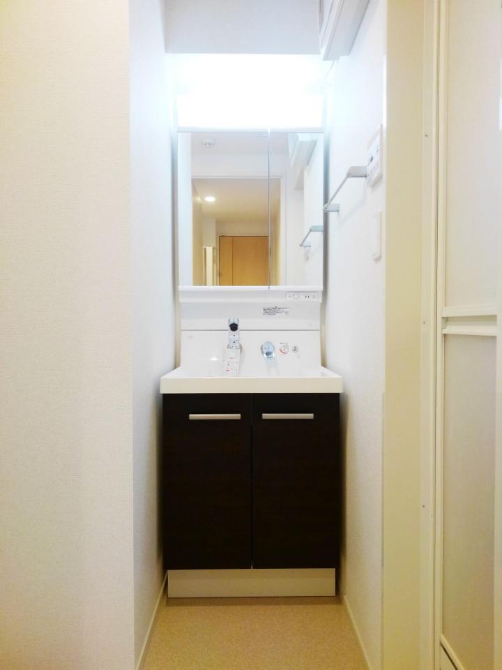 リアングォーム 03020号室の洗面所