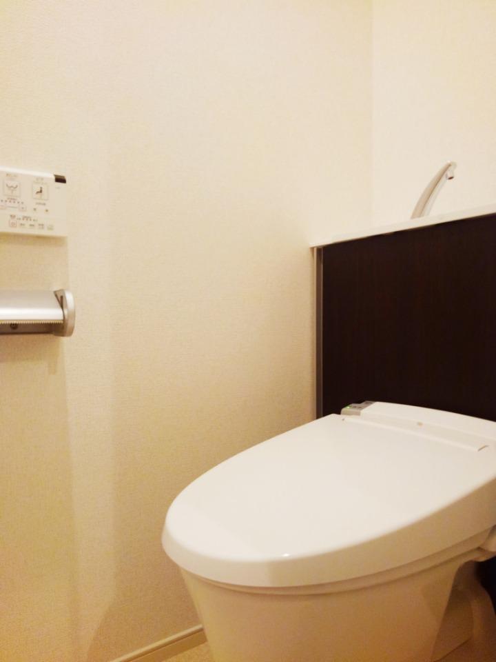 リアングォーム 03020号室のトイレ