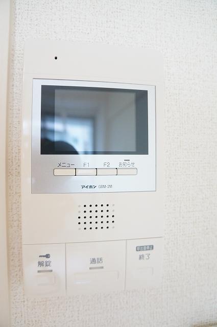 フィオーレ静 02030号室のセキュリティ
