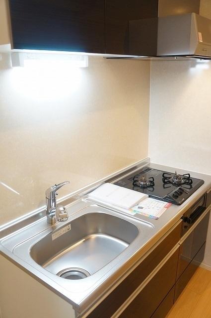 フィオーレ静 03030号室のキッチン