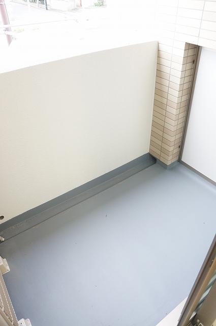 フィオーレ静 03030号室のバルコニー