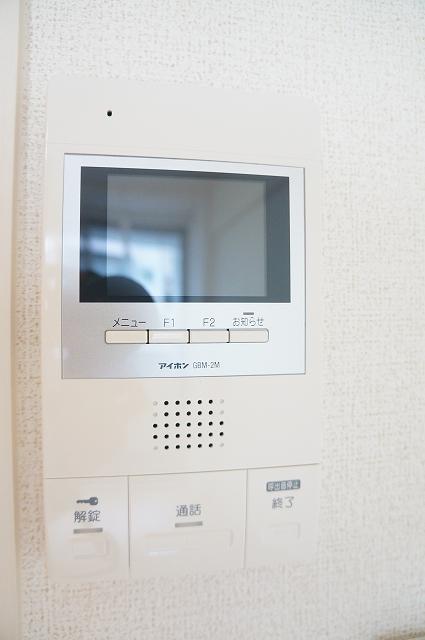 フィオーレ静 03040号室のセキュリティ