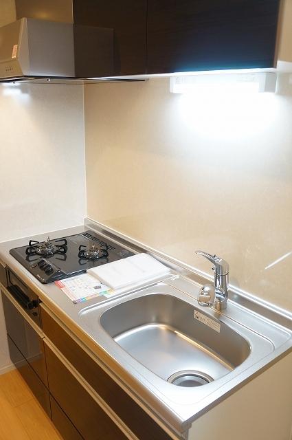 フィオーレ静 04020号室のキッチン