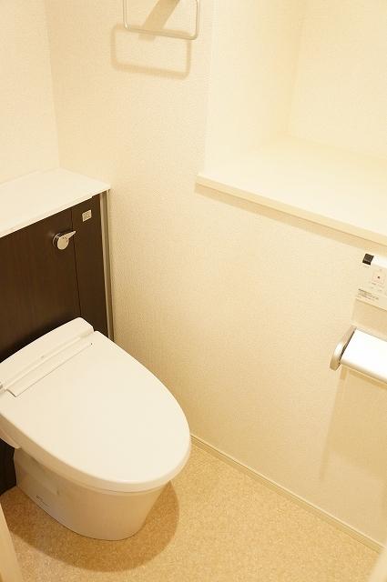 フィオーレ静 04020号室のトイレ