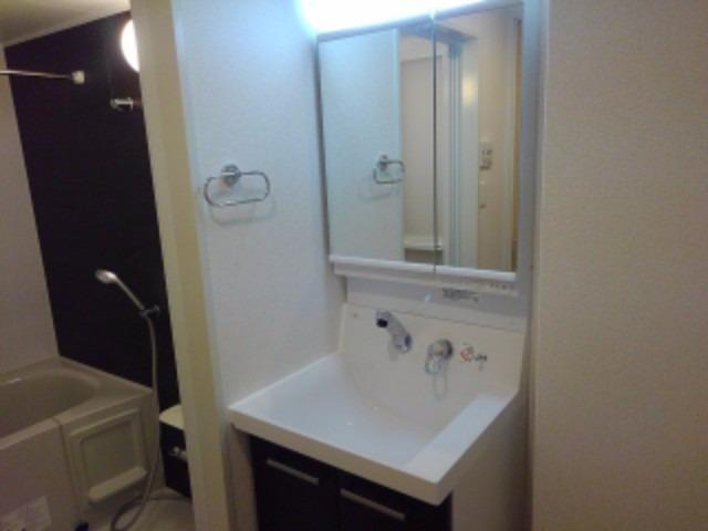 アムール レヴール 05040号室の洗面所