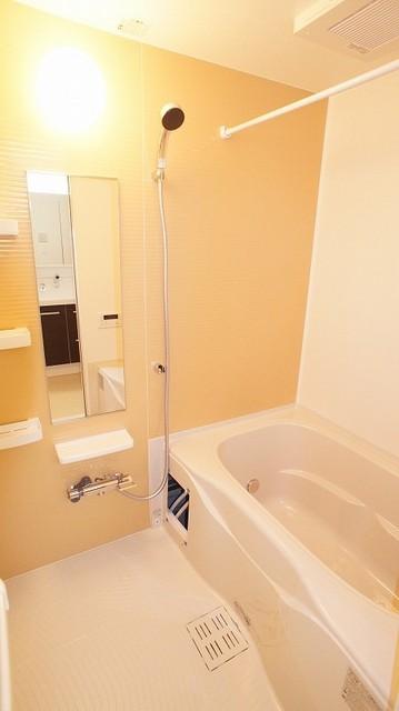 あかやま参番館 02080号室の風呂