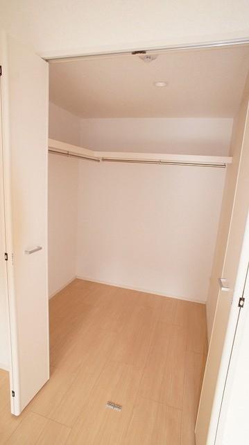 あかやま参番館 02080号室の収納