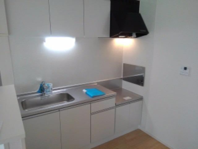 アンジェーヌ・ノア 02010号室のキッチン