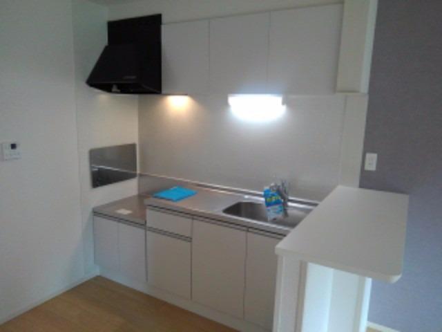 アンジェーヌ・ノア 02040号室のキッチン