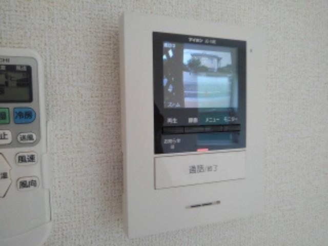 ラフレシール花見Ⅰ 02030号室のセキュリティ