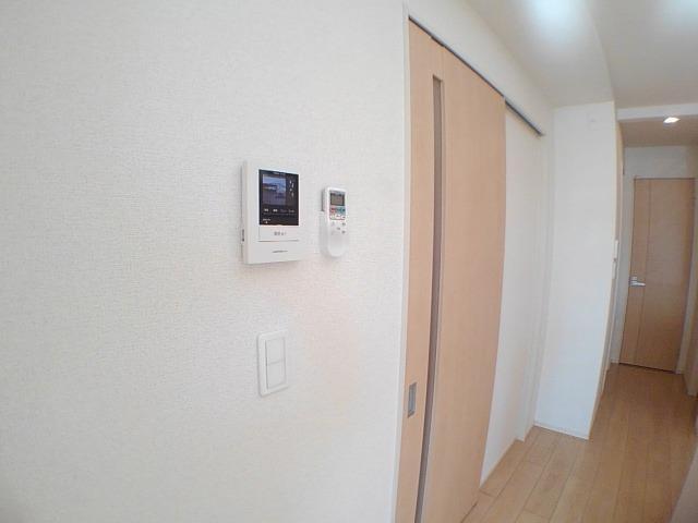 ラフレシール花見Ⅱ 02010号室のセキュリティ