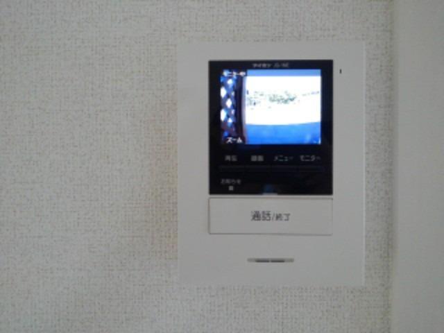 ラフレシール花見Ⅲ 01020号室のセキュリティ