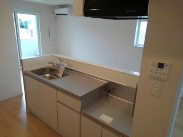 ラ・フォンテ 01010号室のキッチン