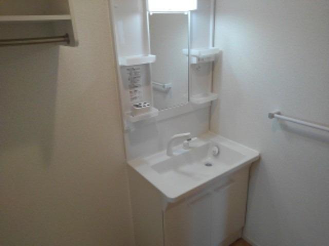 ラ・フォンテ 01010号室の洗面所