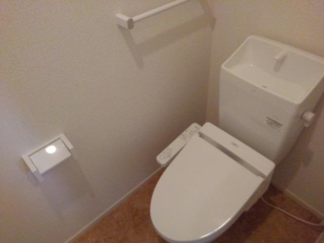 ラ・フォンテ 01010号室のトイレ