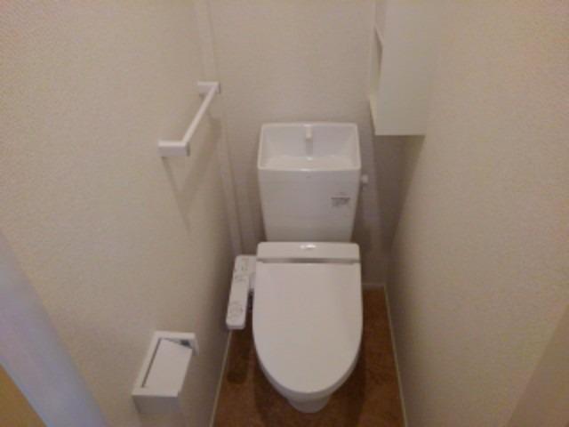 ラ・フォンテ 02030号室のトイレ