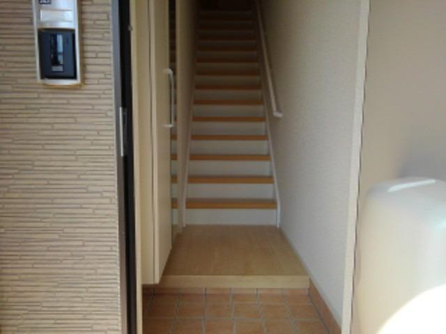 ラ・フォンテ 02030号室の玄関