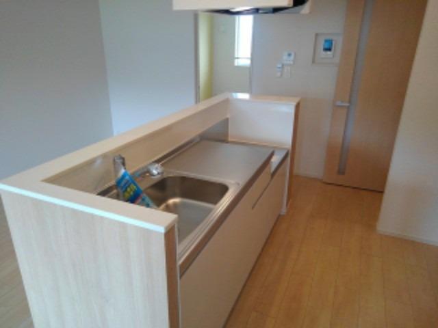 ラ・フォンテ 02040号室のキッチン