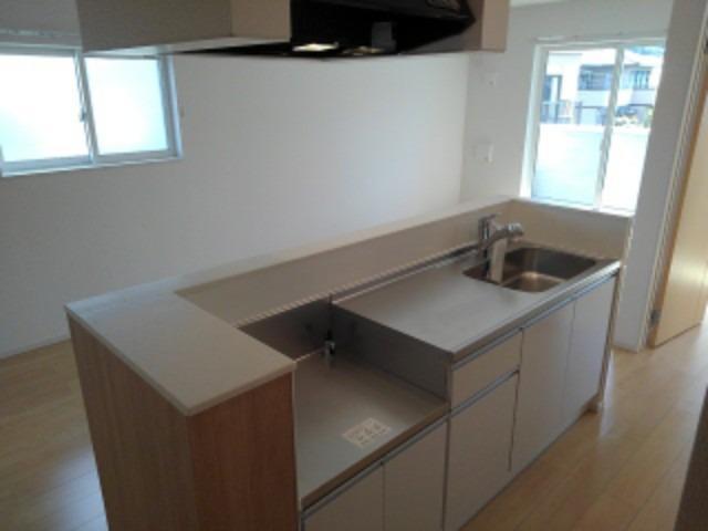 ラ・フォンテ 02050号室のキッチン
