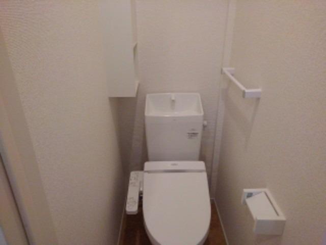 ラ・フォンテ 02050号室のトイレ