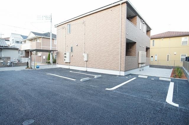 下宗岡2丁目アパート 01020号室のセキュリティ