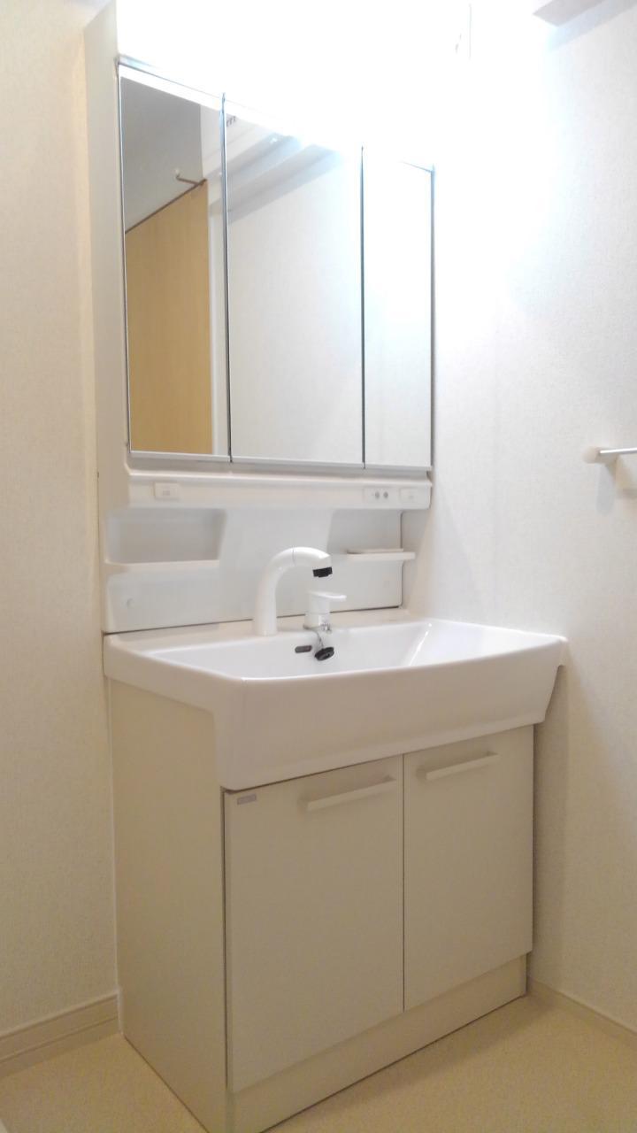 マ・シャンブル Ⅰ 01030号室の洗面所
