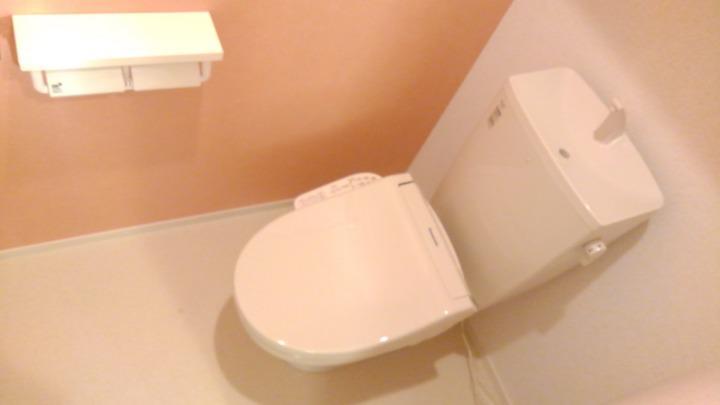 マ・シャンブル Ⅰ 01030号室のトイレ
