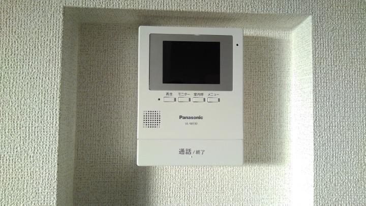 マ・シャンブル Ⅰ 01030号室のセキュリティ