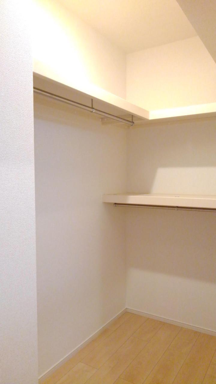 マ・シャンブル Ⅰ 01030号室の収納