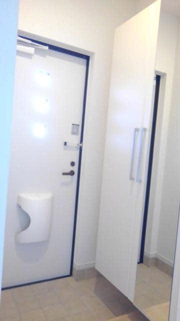 メルティングポット 琴寄Ⅰ 01020号室の洗面所