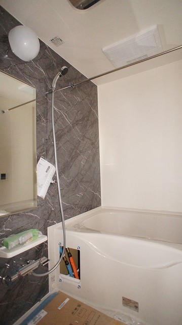 メルティングポット 琴寄Ⅰ 01030号室の風呂
