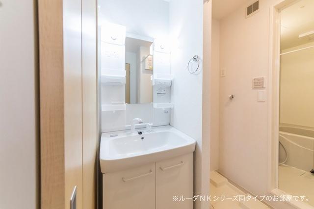 メルティングポット 琴寄Ⅰ 01040号室の洗面所