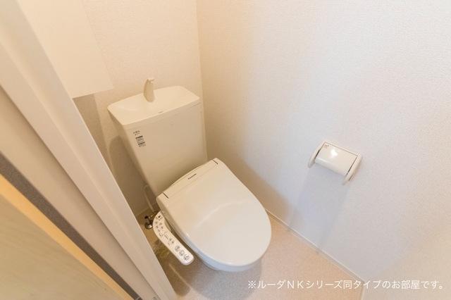 メルティングポット 琴寄Ⅰ 01040号室のトイレ