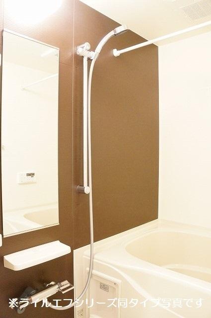 指扇マンション 02040号室の風呂