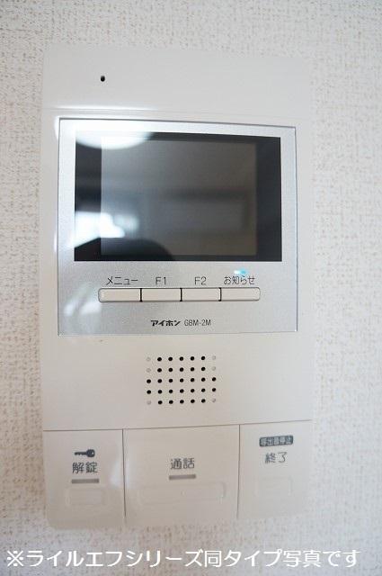 指扇マンション 02040号室のセキュリティ