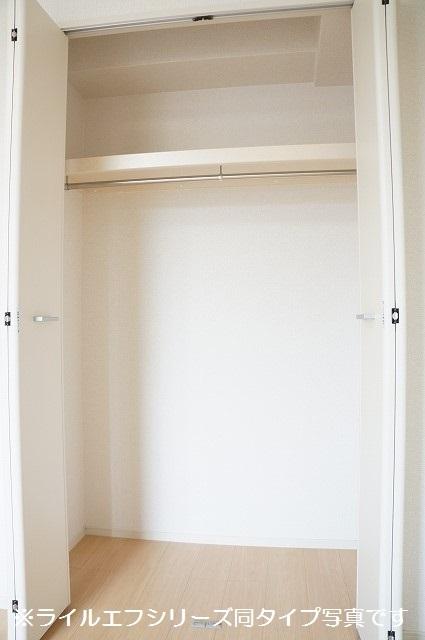 指扇マンション 03020号室の収納
