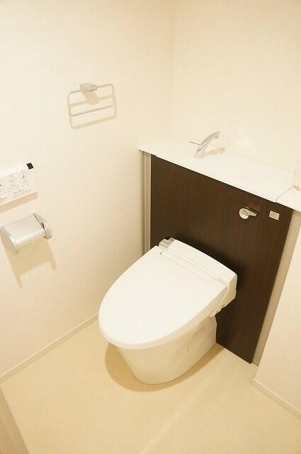 指扇マンション 05050号室のトイレ
