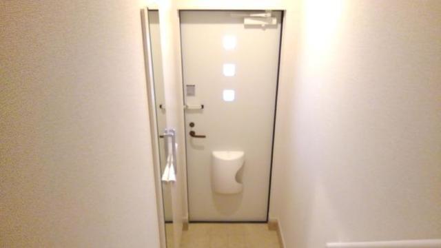 メルティングポット琴寄Ⅱ 02030号室の洗面所
