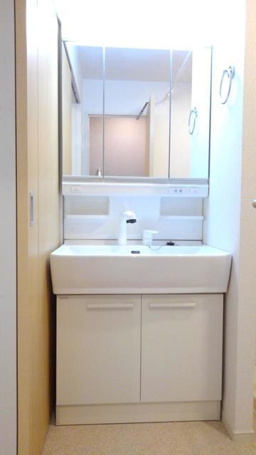 琴寄アパート 02030号室のトイレ