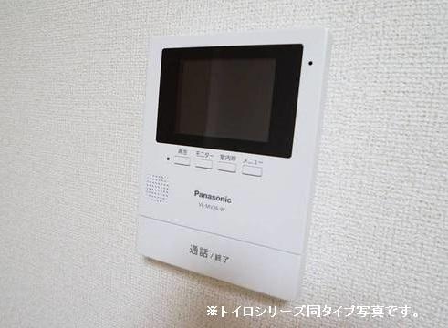 ヴェルディ氷川 01010号室のセキュリティ